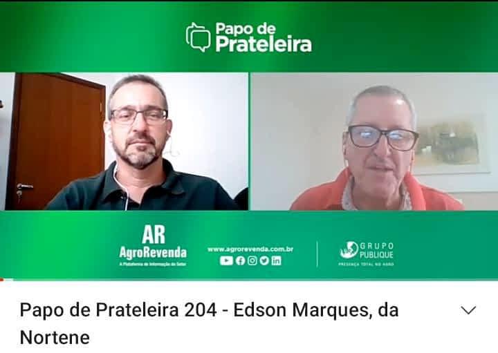 Papo de prateleira 204 - Edson Marques